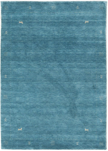 Loribaf Loom Zeta - Blue carpet CVD18335