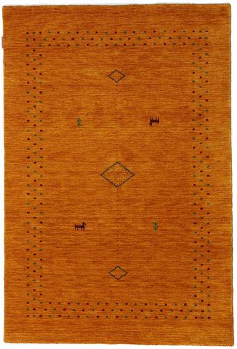 Loribaf Loom Alfa - Gold carpet CVD18156