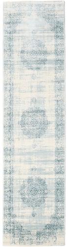 Jinder - Cream / Világos Kék szőnyeg RVD19076