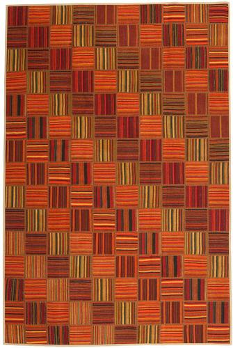 Kilim Patchwork carpet TBZZZI304