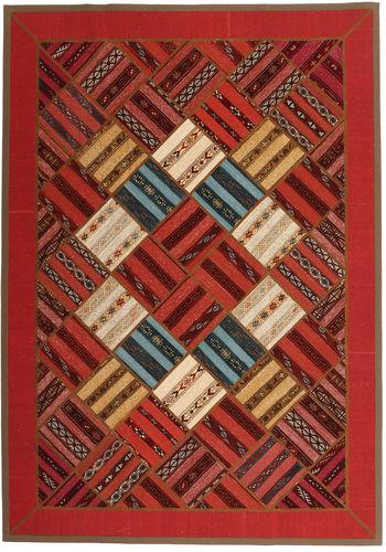 Kelim Patchwork tapijt TBZZZI388