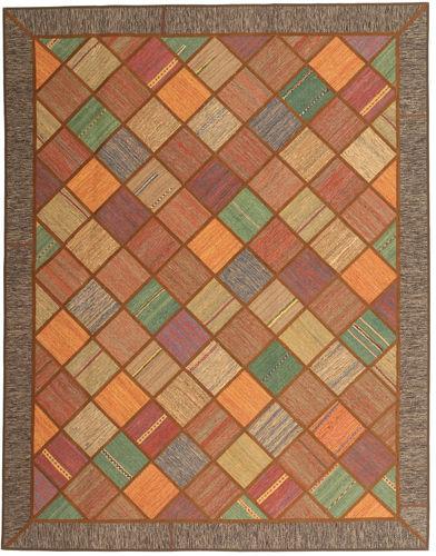 Kilim Patchwork carpet TBZZZI255