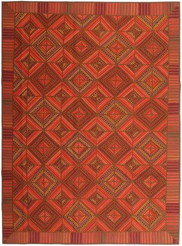 Kilim Patchwork carpet TBZZZI279