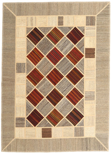 Kilim Patchwork carpet TBZZZI285