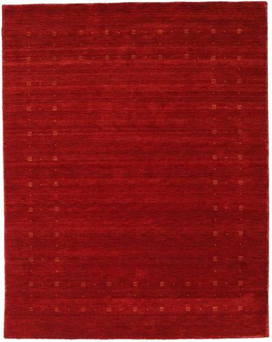 Loribaf Loom Delta - Rot Teppich CVD17923