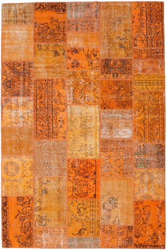 Patchwork carpet BHKZS44
