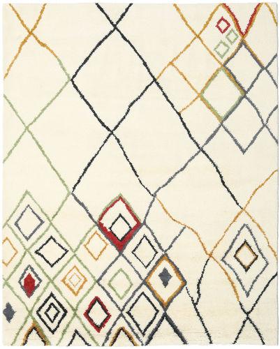 Berber Indisk - Off-White / multi teppe CVD17652