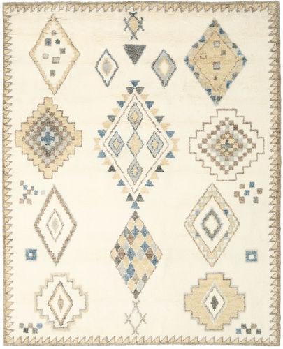 Tappeto Berber Indo - Off-Bianco / Beige CVD17659