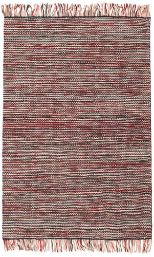 Tapis Wilma - Rouge mix CVD19000