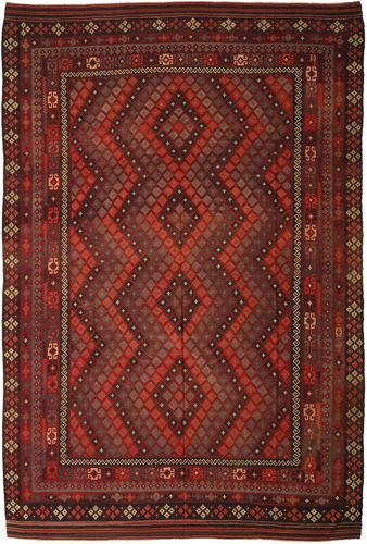 Kelim Maimane tapijt ABCX3529