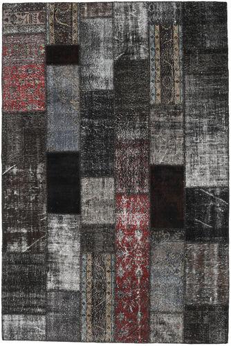 Patchwork Teppich BHKZR659