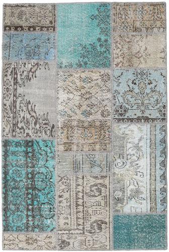 Patchwork carpet BHKZR187
