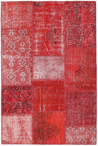 Patchwork carpet BHKZR174