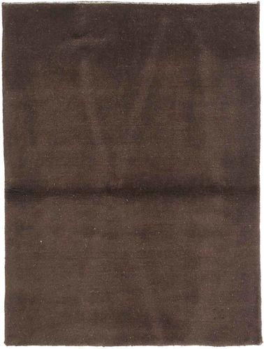 Håndknyttet. Opphav: Persia / Iran Ekte Teppe Gabbeh Persia 80X110 Mørk Brun/Mørk Grå (Ull, Persia/Iran)
