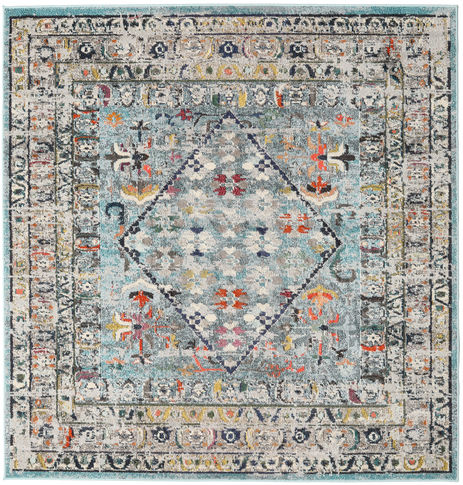 Chillon - Vaalea Sininen / Multi-matto RVD19570