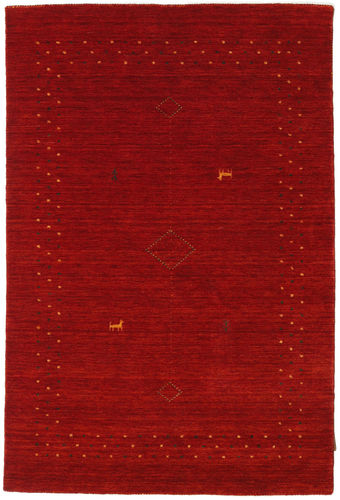 Loribaf Loom Alfa - Rød teppe CVD17236