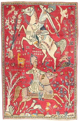 Keshan Patina tæppe AXVZZZF858