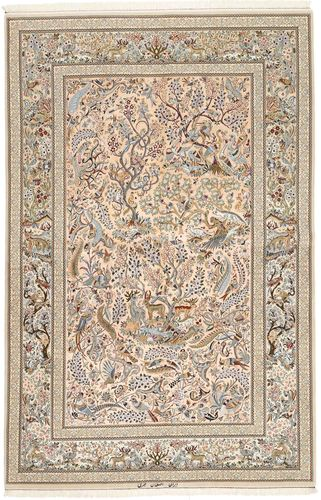 Isfahan silkesvarp matta AXVZZZL332