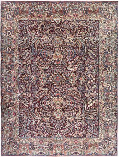 Kerman tapijt AXVZZZL442