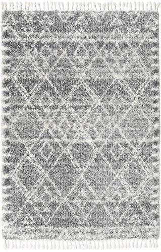 Alga - Grey mix / Cream rug RVD19697