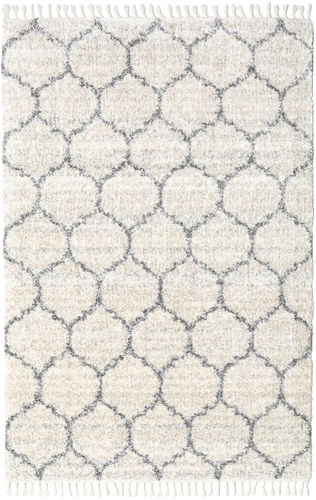 Meissa - Cream-Beige mix / Grey rug RVD19664