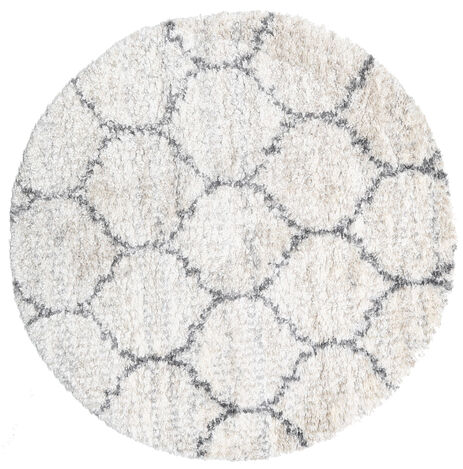 Meissa - Cream-Beige mix / Grey rug RVD19670