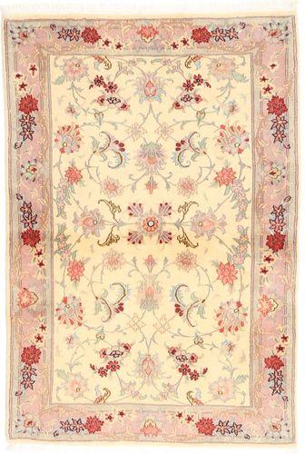 Tabriz 50 Raj with silk carpet AXVZZZL738