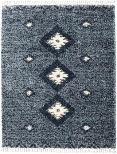 Izar - Blauw Mix tapijt RVD19759