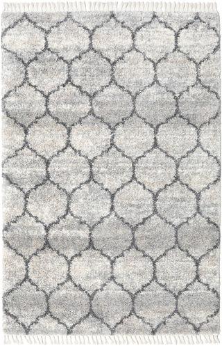 Meissa - Grå-beige mix / Dk.Grey teppe RVD19680
