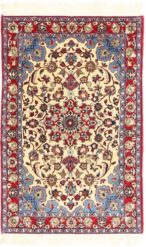 Isfahan silkerenning teppe AXVZZZL303