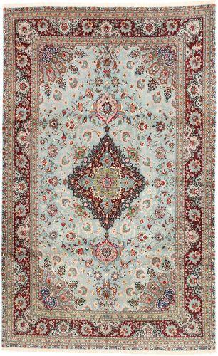 Tabriz#60 Raj silketrend tæppe AXVZZZL776