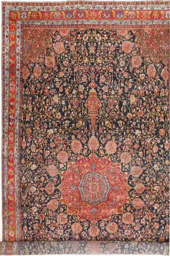 Bidjar Antik carpet AXVZZZL97