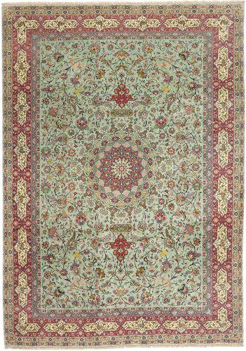 Tabriz#70 Raj silkesvarp matta AXVZZZL775