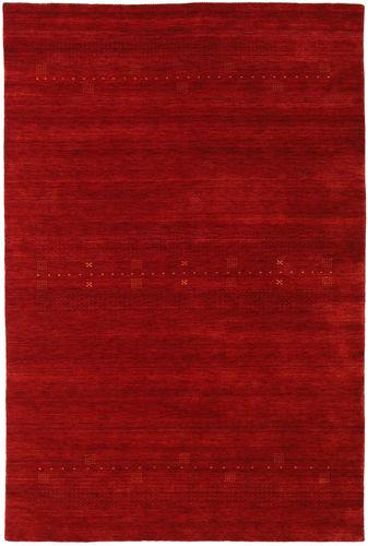 Loribaf Loom Eta - Röd matta CVD17951