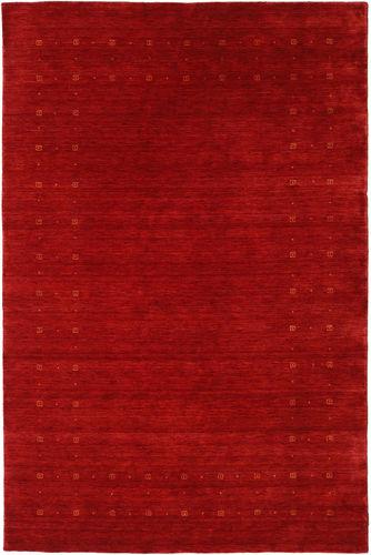 Loribaf Loom Delta - Röd matta CVD17921