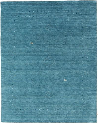 Loribaf Loom Alfa - Blå teppe CVD18313
