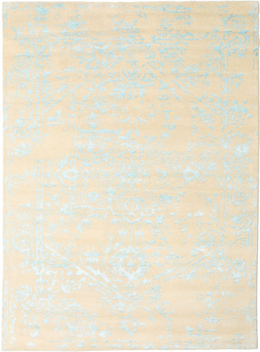Antik Persisk - Vit / Blå matta CVD18926