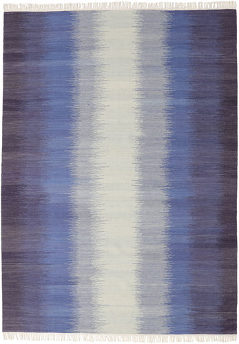 Ikat - Dark Blue carpet CVD17496