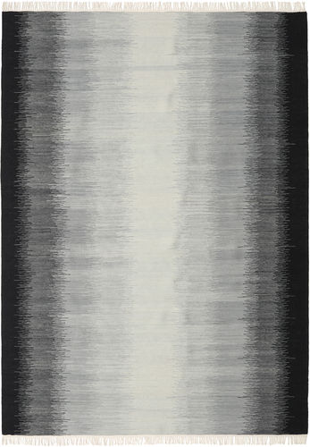 Ikat - Black / Grey carpet CVD17487
