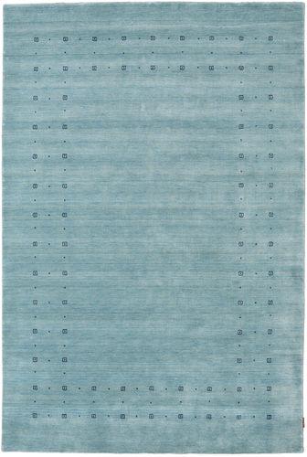 Loribaf Loom Delta - Light Blue rug CVD18021