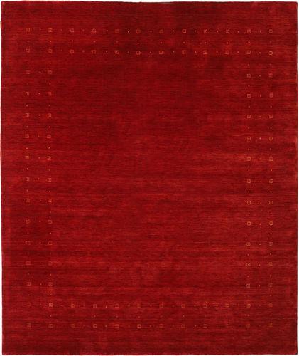 Loribaf Loom Delta - Red rug CVD17920