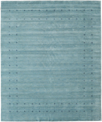 Loribaf Loom Delta - Lys blå teppe CVD18020