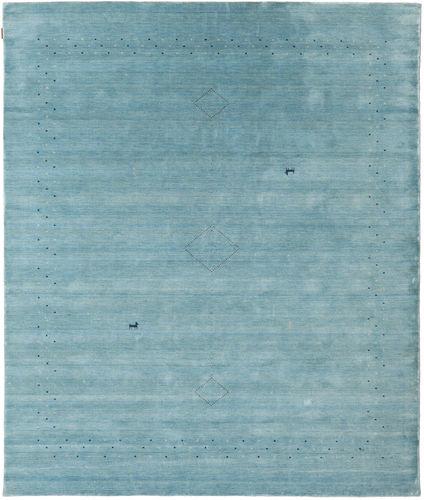 Loribaf Loom Alfa - Ljusblå matta CVD18040