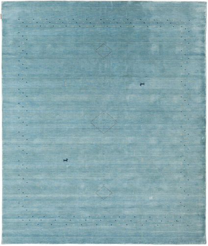 Loribaf Loom Alfa - Lichtblauw tapijt CVD18040