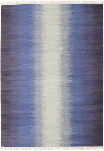 Ikat - Mörk Blå matta CVD17494