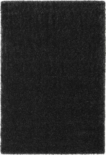 Lotus - 濃いグレー 絨毯 CVD19946