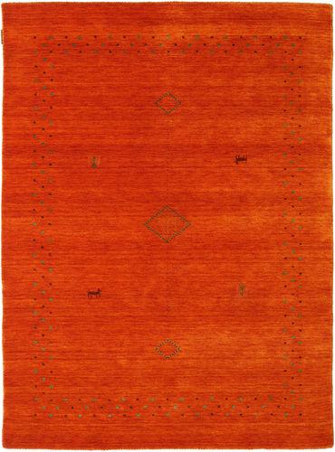 Loribaf Loom Alfa - Orange tæppe CVD18105