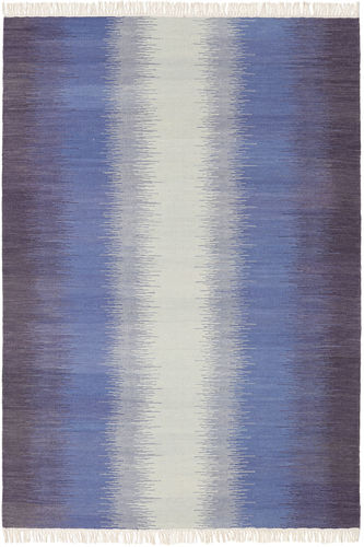 Ikat - Dark Blue carpet CVD17498