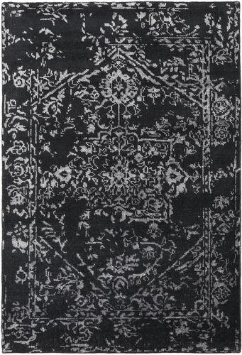 Antique Persian - Black carpet CVD18907