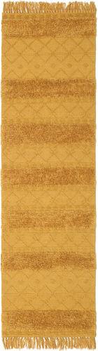 Kilim Berber Ibiza - Mustard Yellow carpet CVD19406